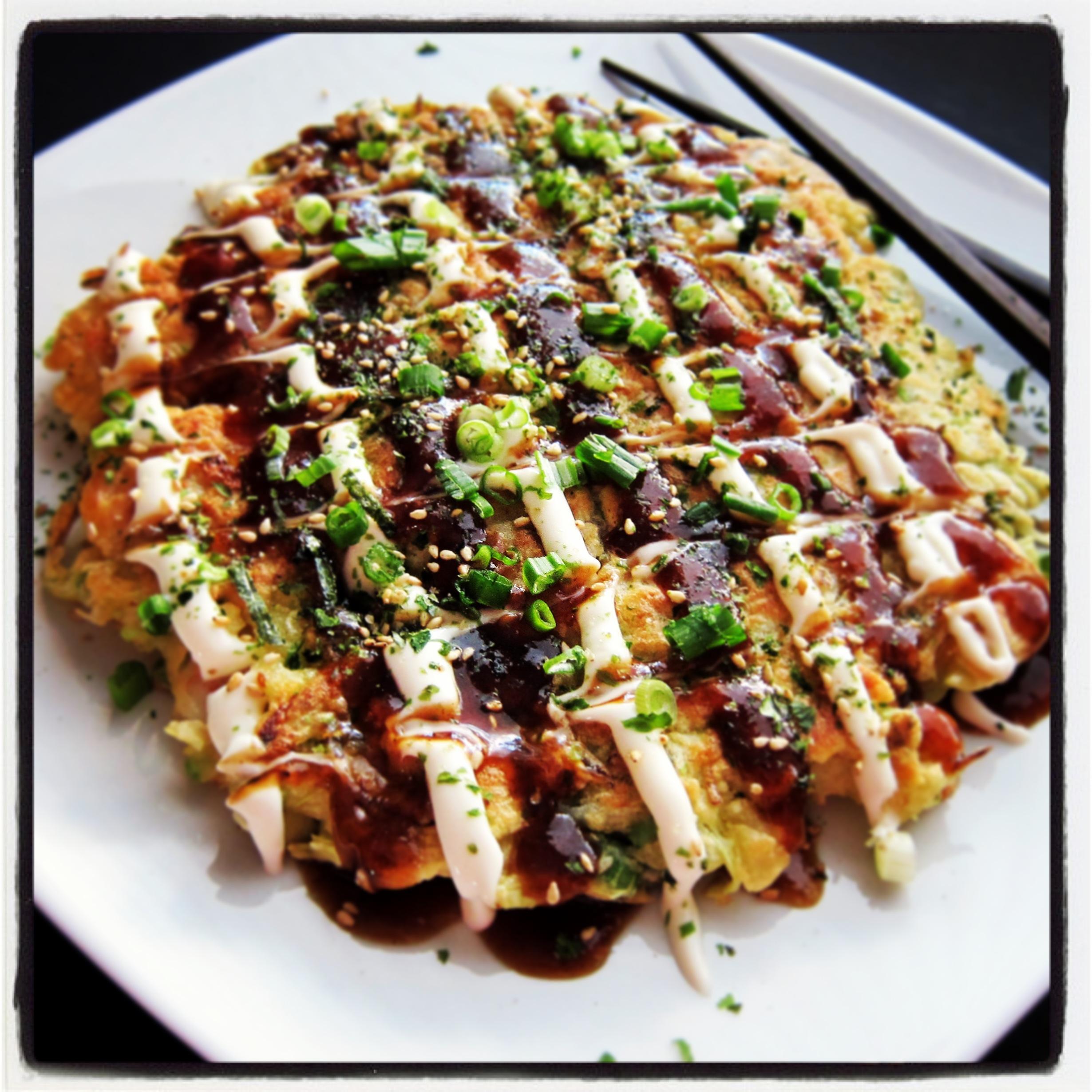 Recetas de cocina japonesa como preparar okonomiyaki for Resetas para comidas