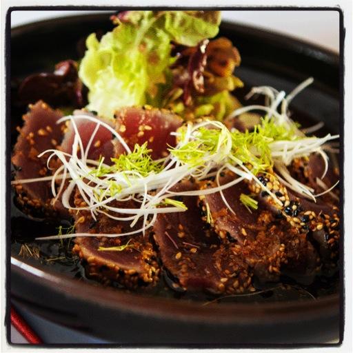 Recetas de cocina japonesa: Como preparar Tataki de atún | Taka Sasaki