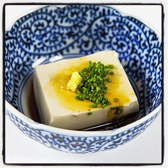 Recetas japonesas: Como preparar Hiyayakko de chufa| Taka Sasaki