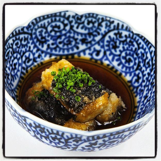 Recetas japonesas: Como preparar Isobe agedashi chofu| Taka Sasaki