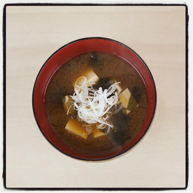 Recetas japonesas: Como preparar Sopa de Miso con Tofu y Wakame | Taka Sasaki