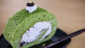 Recetas japonesas: Como preparar Matcha Roll Cake | Taka Sasaki