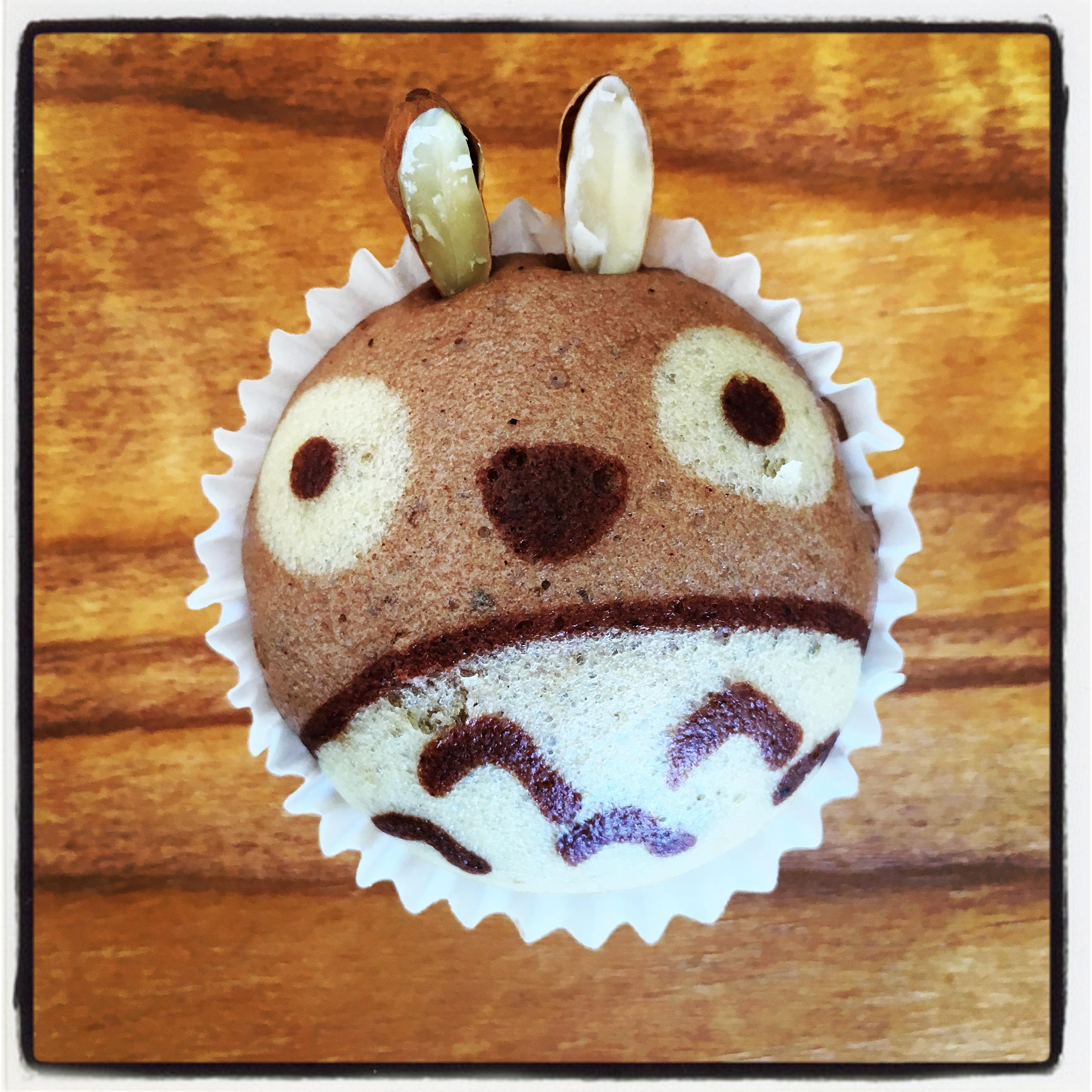 Recetas japonesas: Como preparar Mushipan de Totoro | Taka Sasaki
