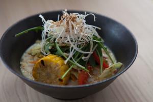 Recetas japonesas: Ramen vegetariano  Taka Sasaki